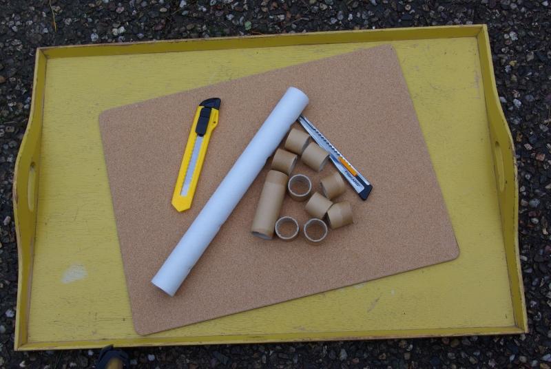 Tvoření - Zdobené kroužky na ubrousky 1