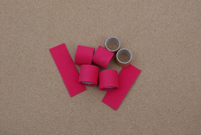 Tvoření - Zdobené kroužky na ubrousky 3