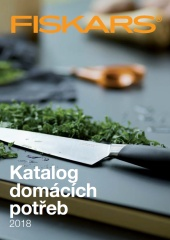 Katalog Fiskars kuchyň 2018