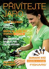 Časopis Fiskars - Přivítejte Jaro