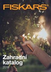 Katalog Fiskars zahrada 2018