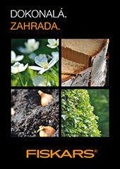 Brožura dokonalá zahrada Fiskars