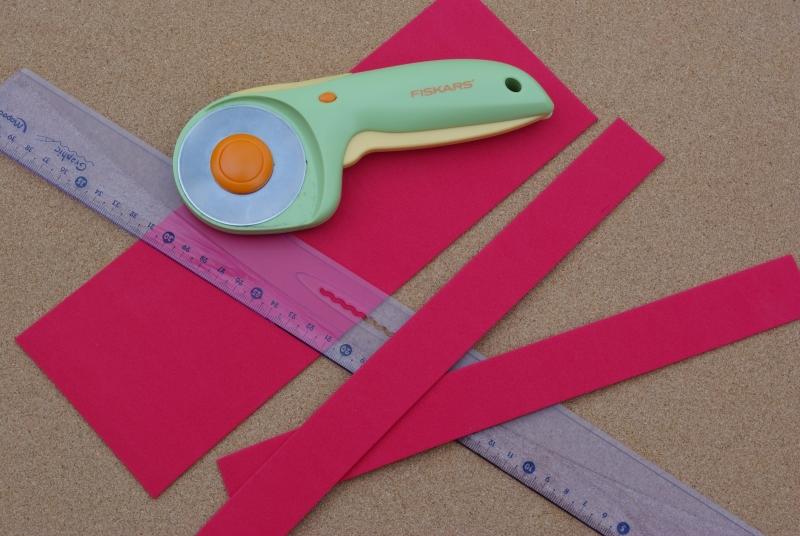 Tvoření - Zdobené kroužky na ubrousky 2