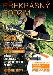 Časopis Fiskars - Překrásný podzim